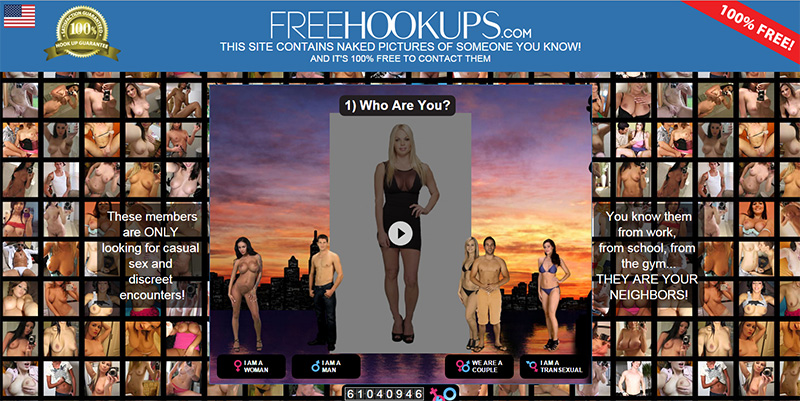 Free Hookup site review