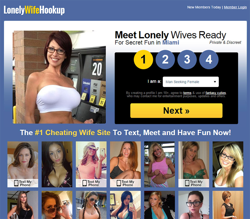 lonelywifehookup reviews