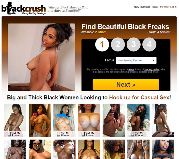 Black dating sex sites