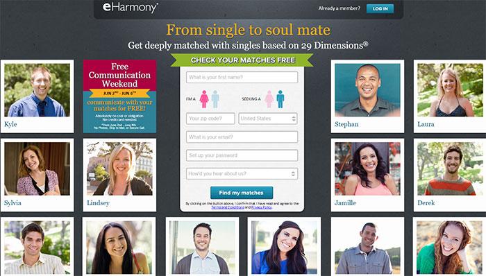 eharmony login review