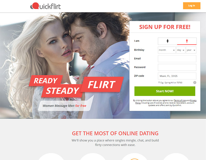 quick flirt review
