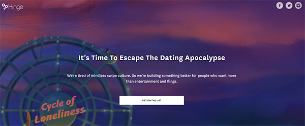 Serious relationship dating app