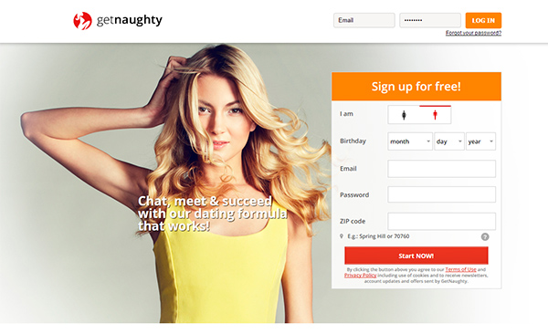 get naughty dating site