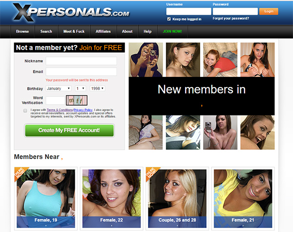 xpersonals dating site review