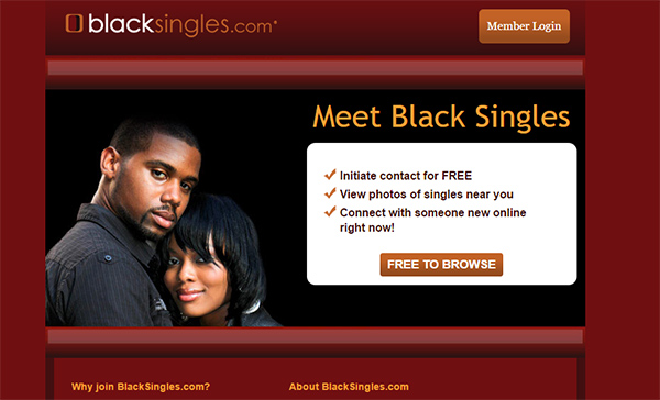 blacksingles free black dating