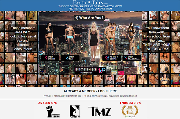 Erotic Affairs Review