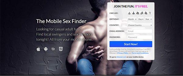 mixxxer screenshot and app review
