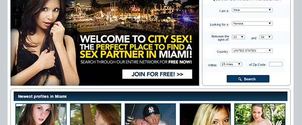 Citysex Review
