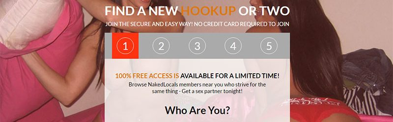 Naked Locals Dating Site Review