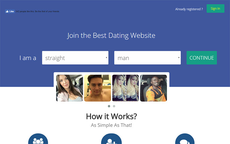The complete me dating site