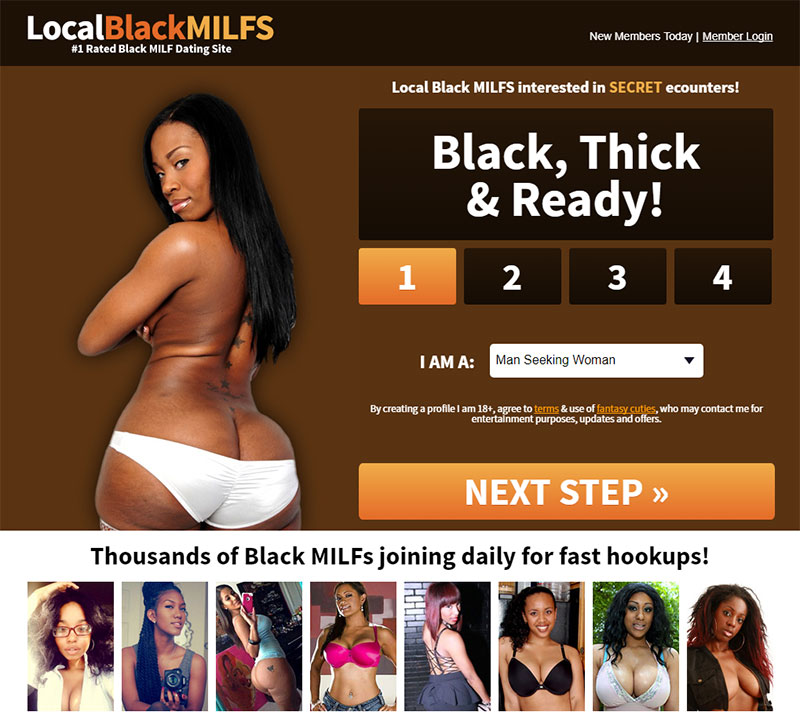 Local Black Milfs Review