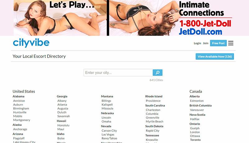 escort review website