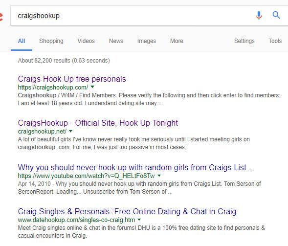 www craigs dating site com