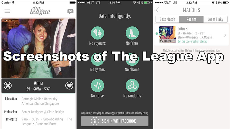 how does the league dating app work Newly launched dating app 'the league' has already racked up a waitlist with at least 80,000 names founder and ceo amanda bradford discusses the app's popularity and ways to beat the line.