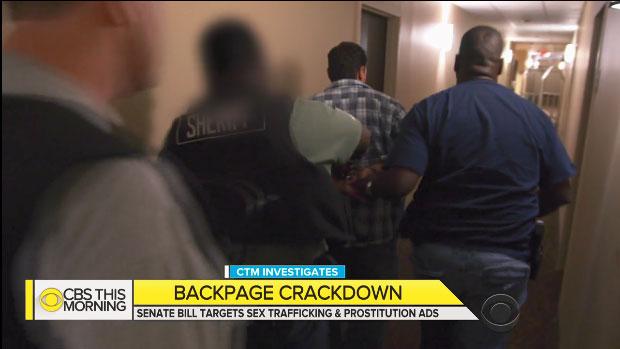 Backpage Arrests