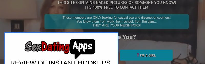 instant hookups reviews