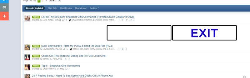 sextingforums screenshot