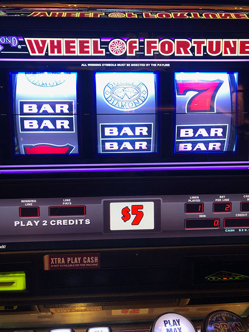 las vegas nevada slot machines in casino