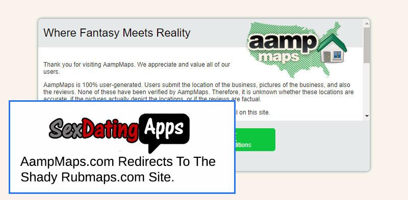 Aampmaps homepage