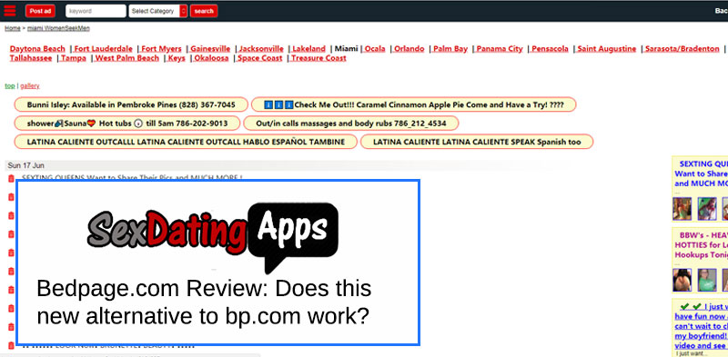 Bedpage Review