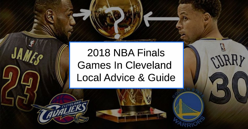 cleveland escorts & 2018 nba finals