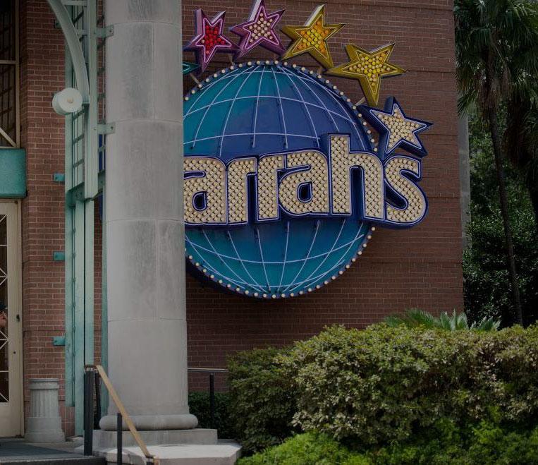 Harrah's in NOLA