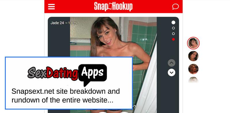 Snaphookup.com scam