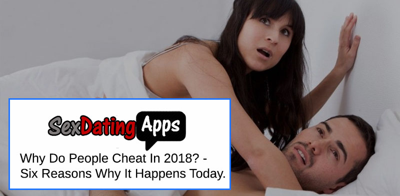 Two People Cheat In Bed