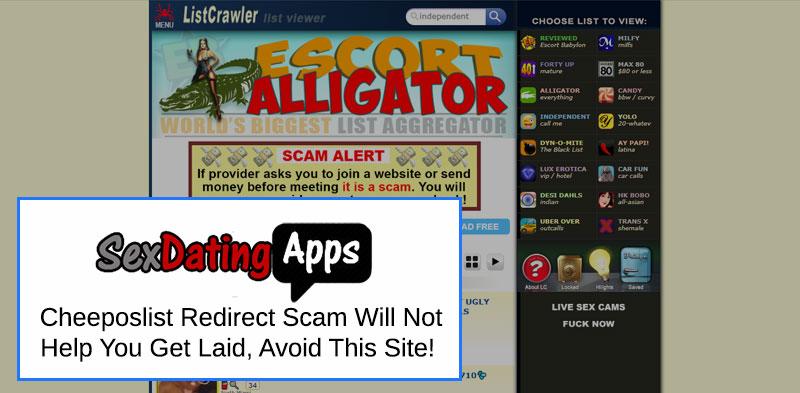 Cheeposlist scam