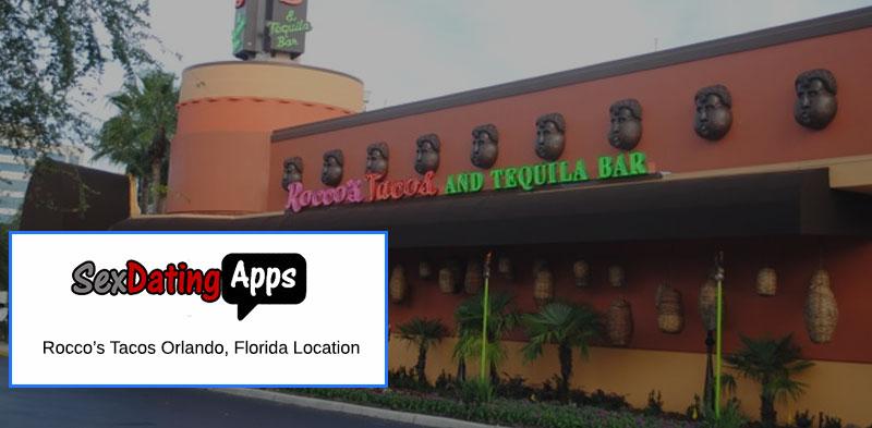 Rocco's Tacos Orlando Restuarant
