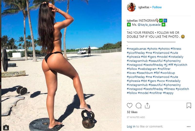 IG Bellas Instagram