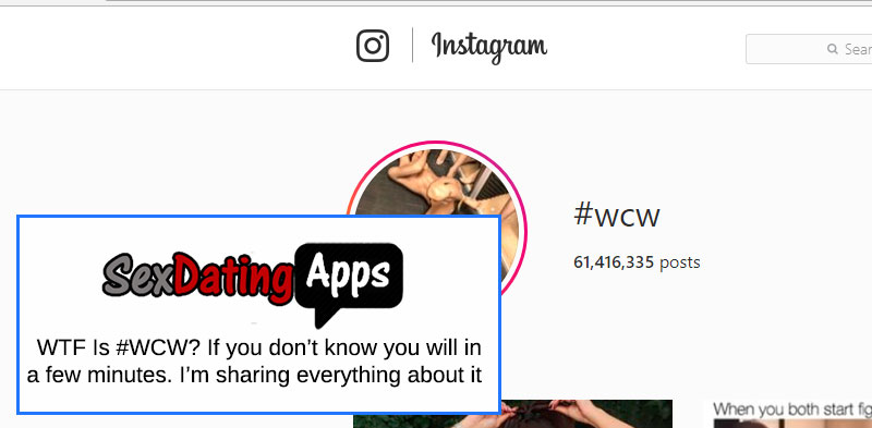 what does wcw mean really?