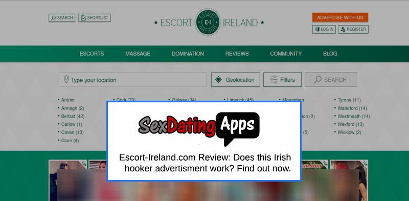 Escort Ireland site