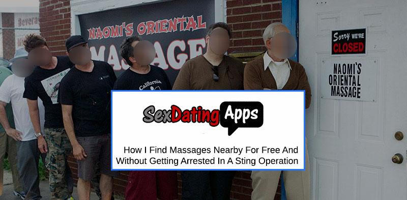 find a massage nearby