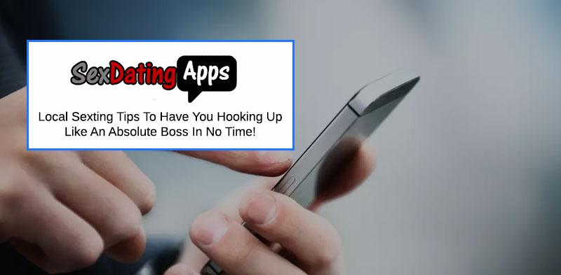 local sexting advice