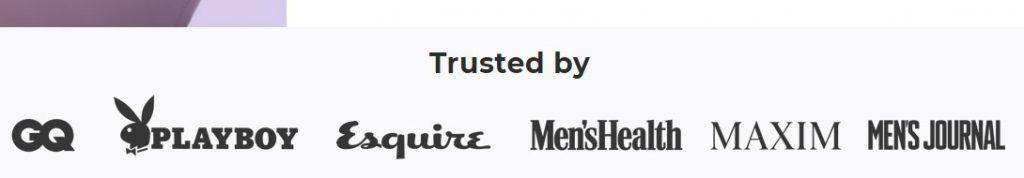 trusted by logo hookupguru.com