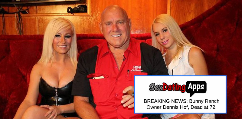 bunny ranch owner dennis hof dead