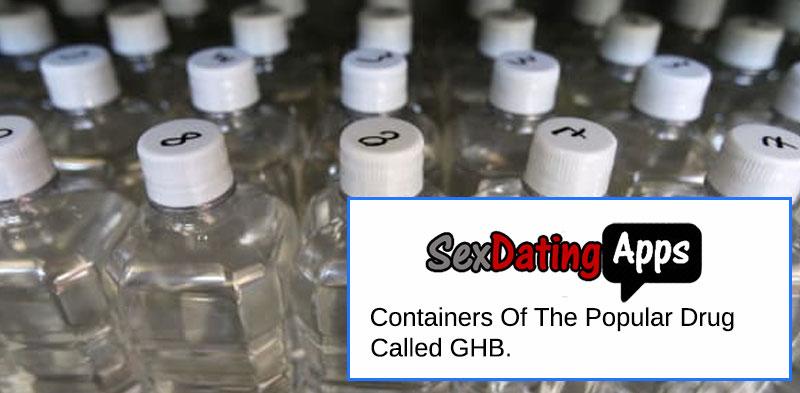 GHB liquid