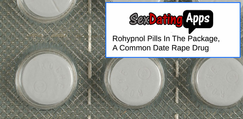 package of rohypnol pills