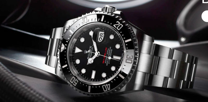 Photo of the new Rolex Sea Dweller