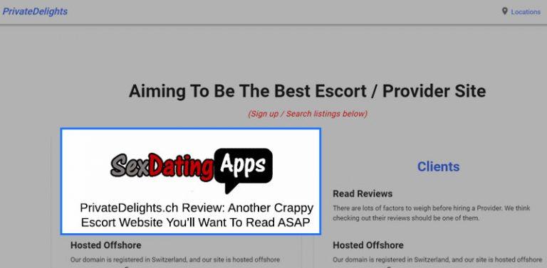 Private Delights Site