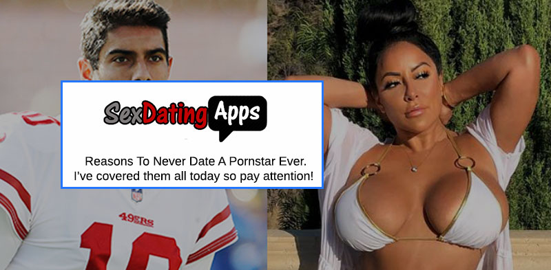 don't date a porn star