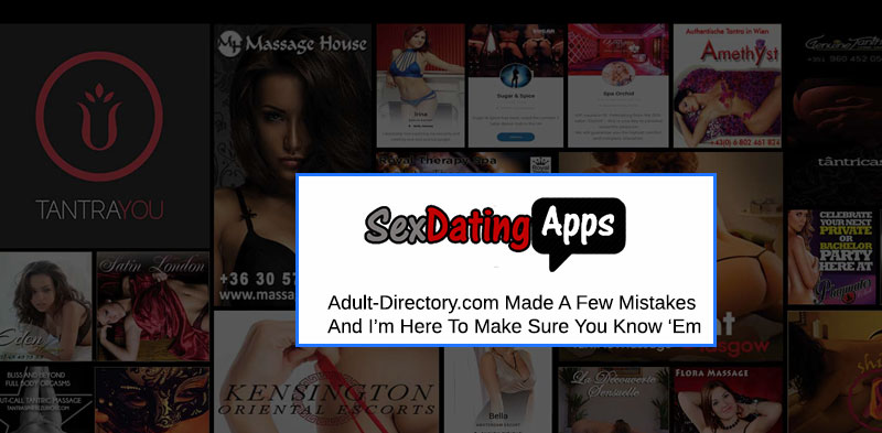 Adult-Directory Site