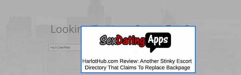 HarlotHub site