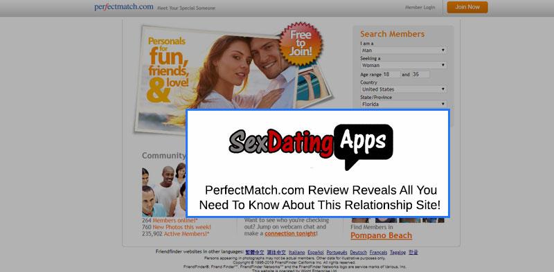 PerfectMatch.com website