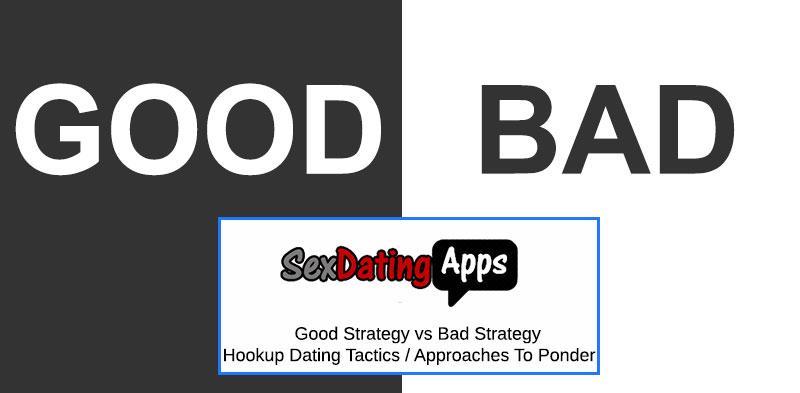 Good Vs. Bad Strategy