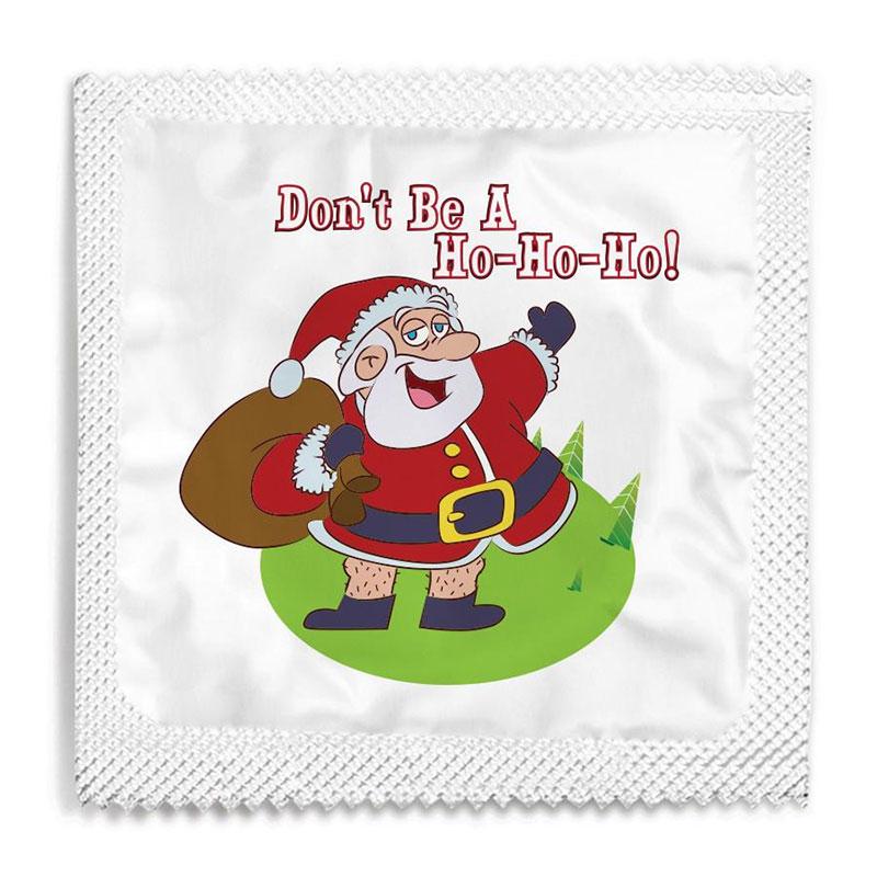 Santa Claus Christmas Condom