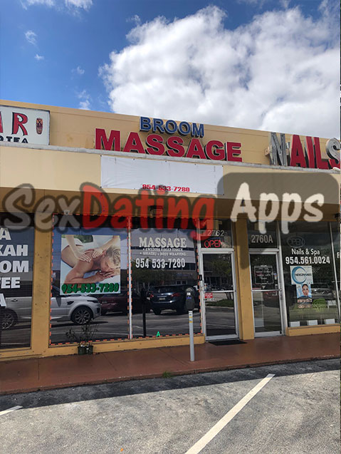 Broom Massage 2762 Commercial Blvd