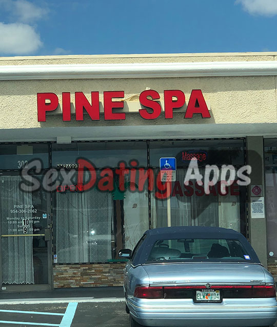 image of Pine Spa Storefront