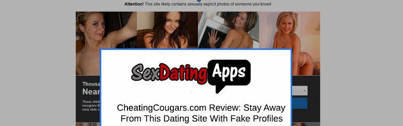 Cheating Cougars Reviews